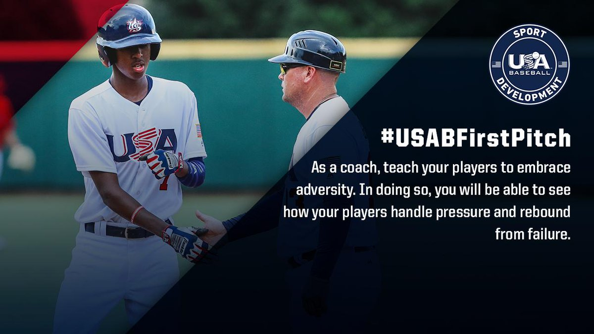 Coaches: The Managing Players course discusses items players look for in a coach and includes information on creating expectations, communication, adversity, and walking the walk as a coach. 📝: https://t.co/7t13cA5Moo