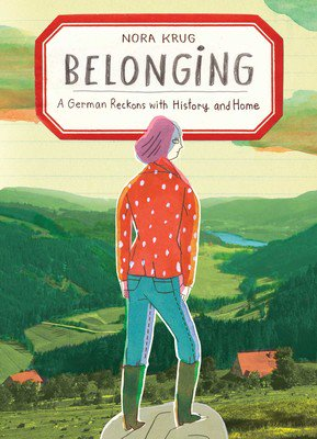 """NBCC president @katekilla on @norakrug's """"Belonging,"""" a finalist in autobiography that """"blends text and images into a kind of roadmap taking her back to a homeland that both comforts and confuses her."""" http://www.bookcritics.org/blog/archive/31-books-in-30-days-kate-tuttle-on-nora-krugs-belonging-a-german-reckons-wi… #31BooksIn30Days"""