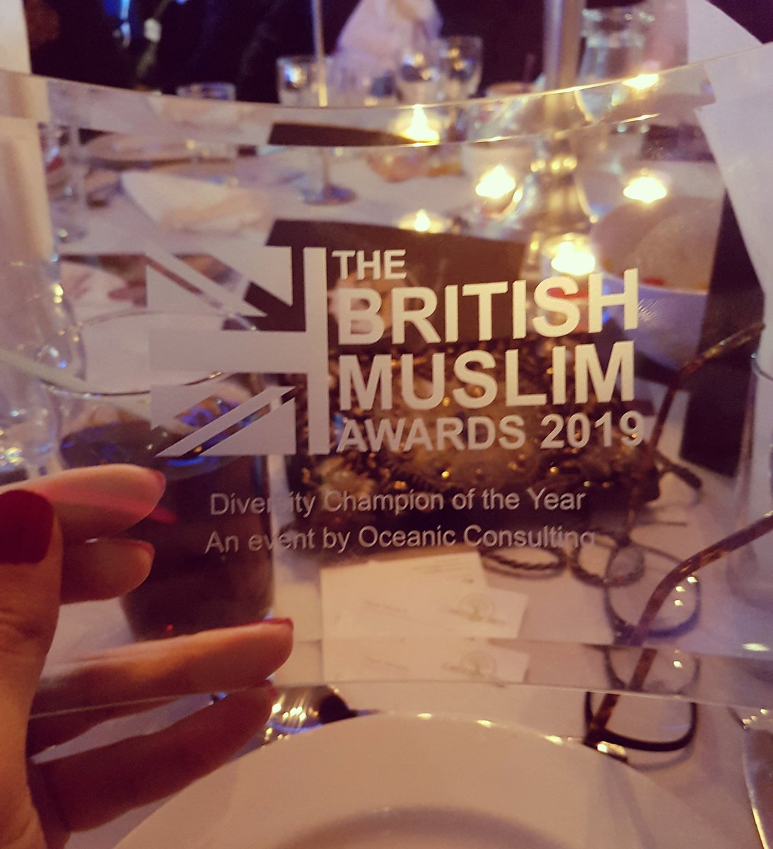 We only went and won. We are diversity champions of the year 2019! #Diversity #PositiveAction @WYPDeeCollins @WYPAngelaWill @WYPJohnRobins @WYPositiveActn