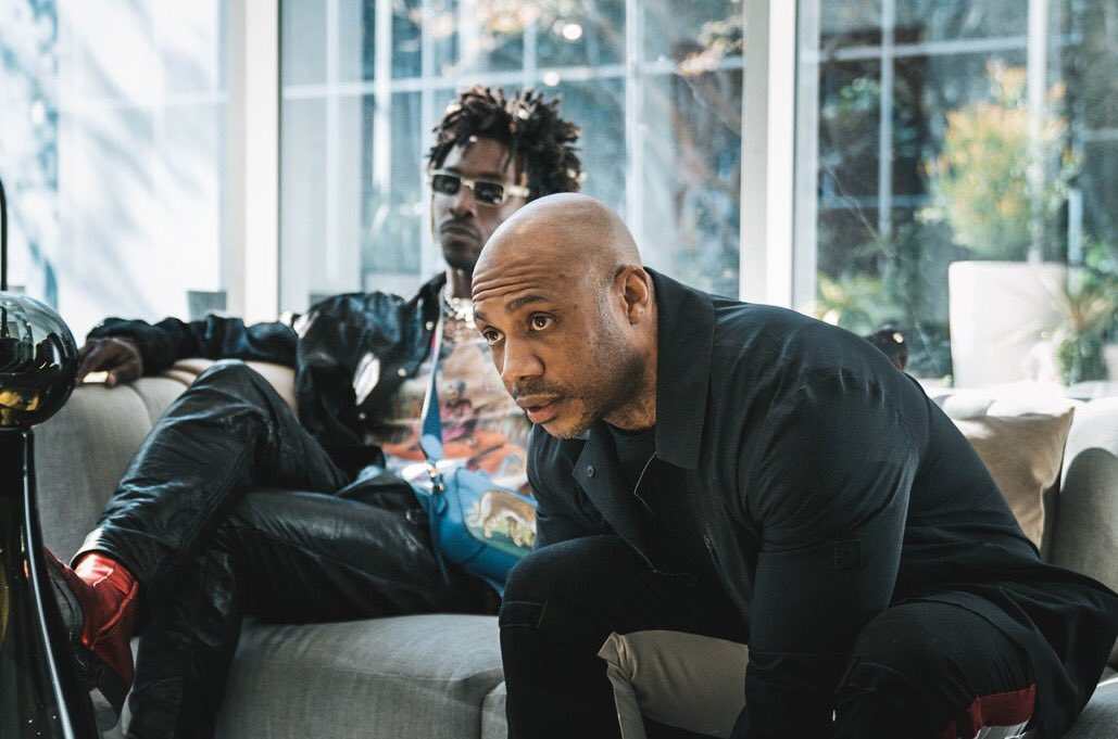 Roc-A-Fella Co-Founder Kareem 'Biggs' Burke Returns to Music Signing SAINt JHN To New Management Company: https://t.co/cxF05xkxPU https://t.co/OzfoAy3Tfh