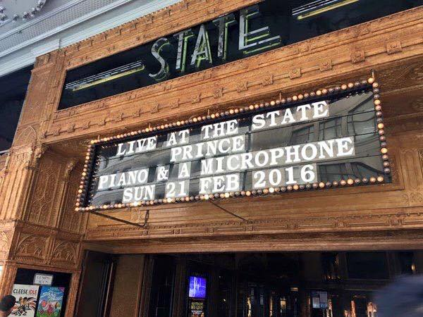 There it is.. 3 years ago, the final time I saw #Prince live on stage #TheLastTime #Prince4Ever <br>http://pic.twitter.com/b7bqbHczJk