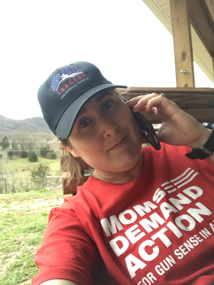 I'm a gun owner and I support #HR8. @MomsDemand mothers will keep showing up, calling, and knocking on doors until our babies are safe.  Join me and text CHECKS to 644-33 to call your representatives to ask them to support #HR8 #EndGunViolence @Everytown #BackgroundChecks