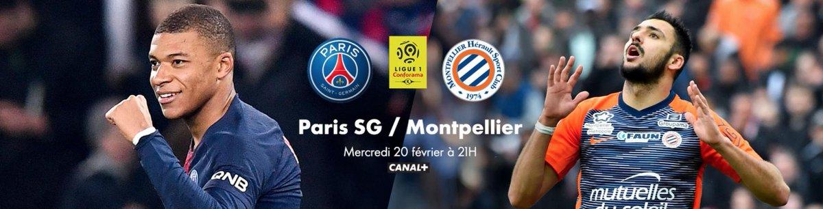 #PSGMHSC : Suivez en direct votre match en retard de la J17 de @Ligue1Conforama sur @canalplus et @myCANAL ! 💻 : http://bit.ly/2JbIovX   Le debrief juste après la rencontre dans le @LateFootClub sur CANAL+ SPORT 📺
