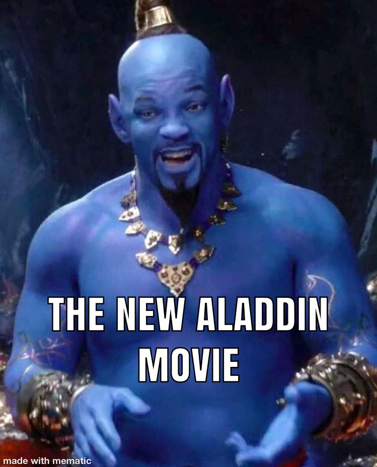 Jasmine reacts to Will Smith genie. #blue #disney #disneyremake #WillSmithGenie #WillSmith #princess #princessjasmine #jasmine #hastag #meme #Aladdin #aladdinliveaction #aladdintrailer #Genie<br>http://pic.twitter.com/8NKRgnvF56