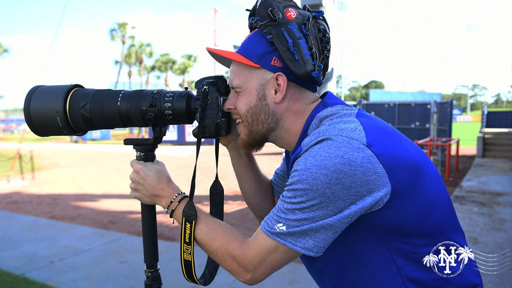 Please join us in welcoming our new team photographer. 😂