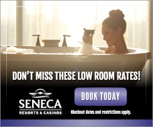 Action-packed gaming, plush rooms, great dining, a wonderful spa & outdoor adventure couldn't be any closer at Seneca Allegany Resort & Casino. http://ow.ly/U5XT30nM1ZW   #sponsored