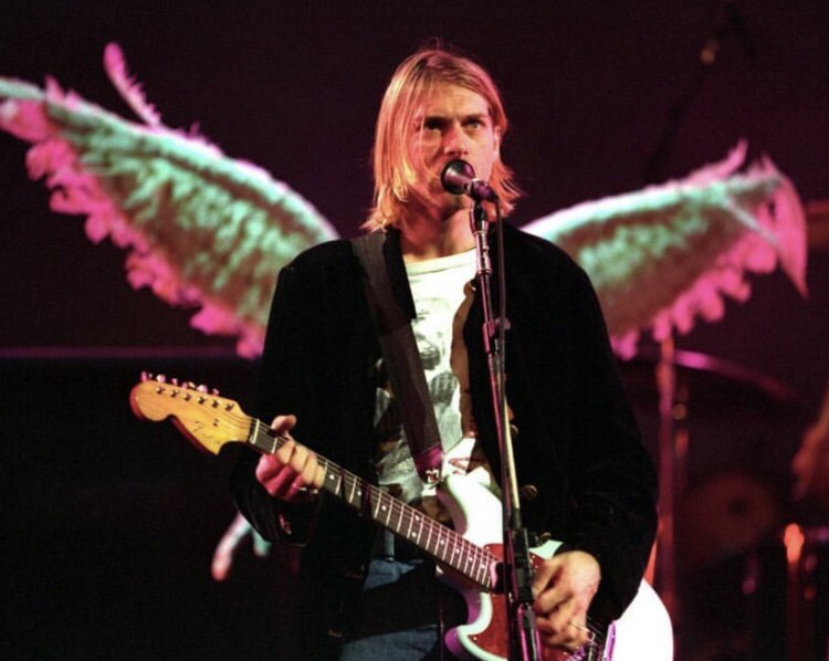 Happy Birthday Kurt Cobain! You are greatly missed and your music will live on forever