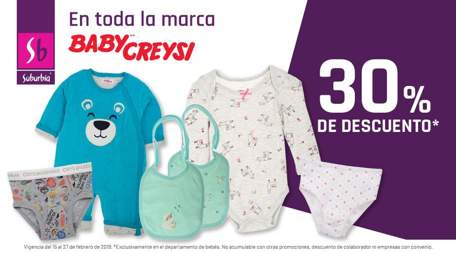 Baby Creysi Aprovecha Promoción Baby Creysi Arma