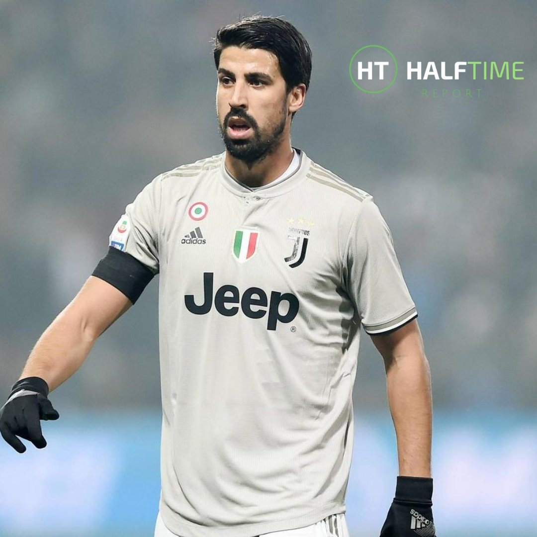 Half Time Report âš½'s photo on #khedira