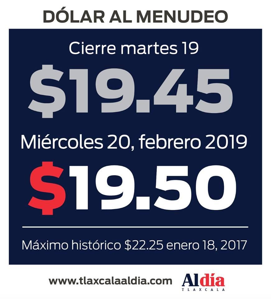 Tlaxcala al día's photo on #dolar