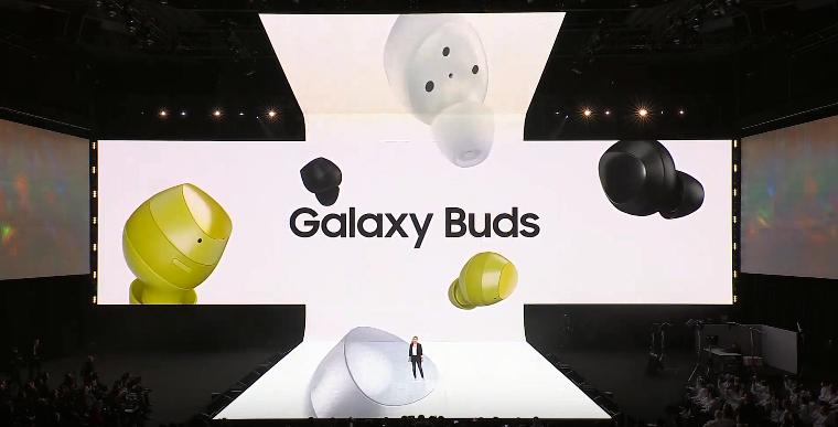 مراجعة Galaxy Buds