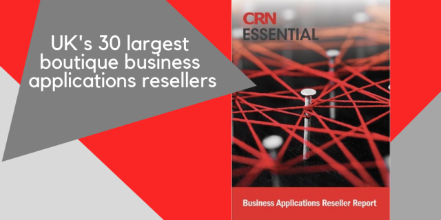 Who made the list of the UK&#39;s 30 largest boutique biz applications resellers? Latest @CRN Essential Business Apps Reseller Report is out &amp; it lists @Oracle among those respond well to change &amp; succeed. Get the report: #emeapartners @Oracleemeaps @fjtorres  http:// bit.ly/2TZmKRq  &nbsp;  <br>http://pic.twitter.com/ik0yBn7NME