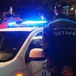 Image for the Tweet beginning: #GETAFE Aparecen escritos acusando a