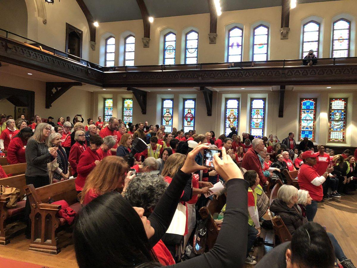 Big turnout for @MomsDemand Advocacy day at the GA Dome.    Survivor speakers and thank you @sallyharrellga & @RenittaShannon for your  #CommonSenseGunLawsNow    #universalbackgroundchecks #enough  #notonemore #gapol