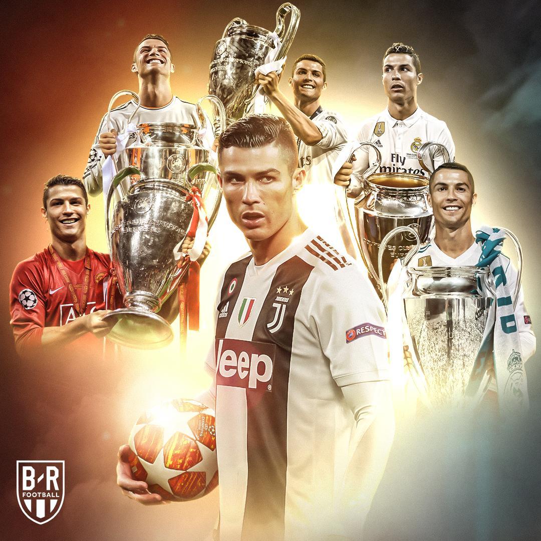 2008. 2014. 2016. 2017. 2018.  Ronaldo's quest for #UCL no. 6 continues 🏆  (via @brfootball)