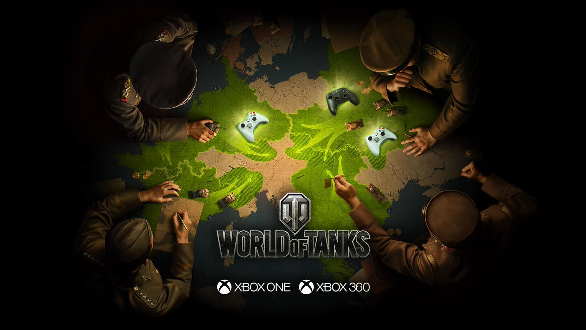 World of Tanks: Console on Twitter: \