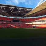 Image for the Tweet beginning: Stadiums and events- . . We can