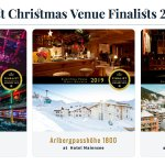 Image for the Tweet beginning: Best Christmas Party Venue Finalists