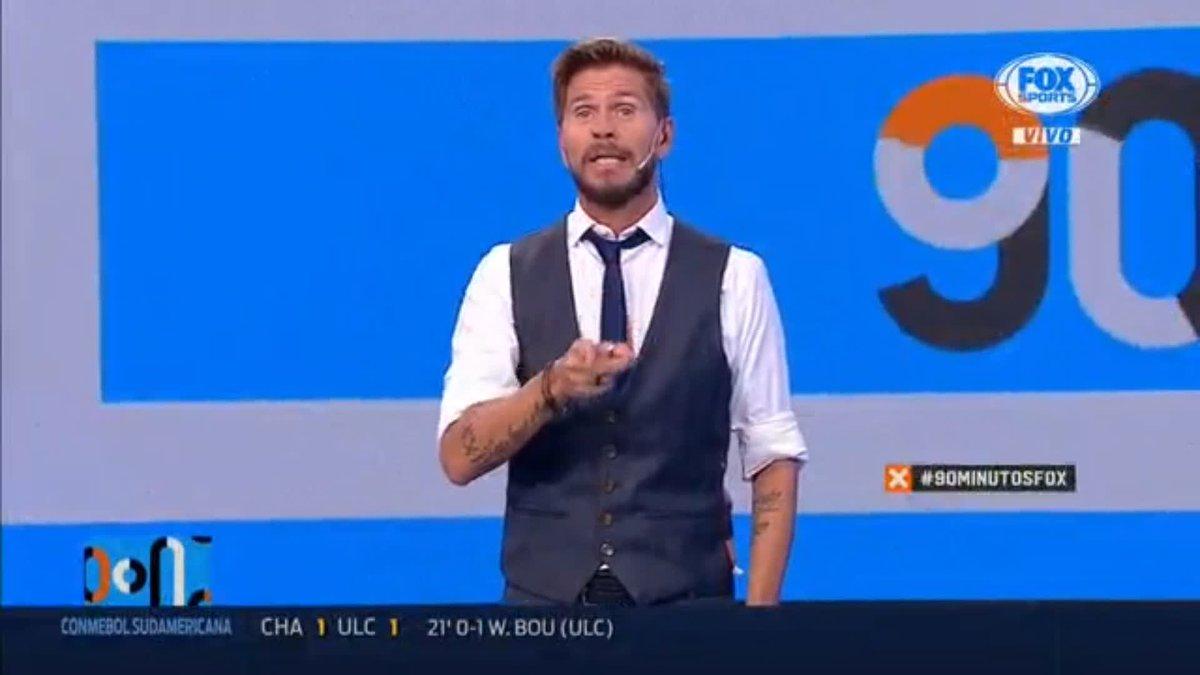 FOX Sports Argentina's photo on #90minutosfox