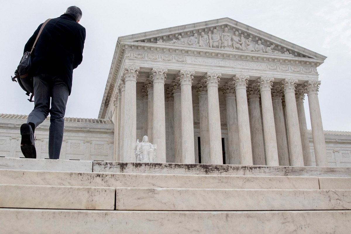 Supreme Court rules Constitutional ban on high fines applies to states https://nyp.st/2DWrrEZ