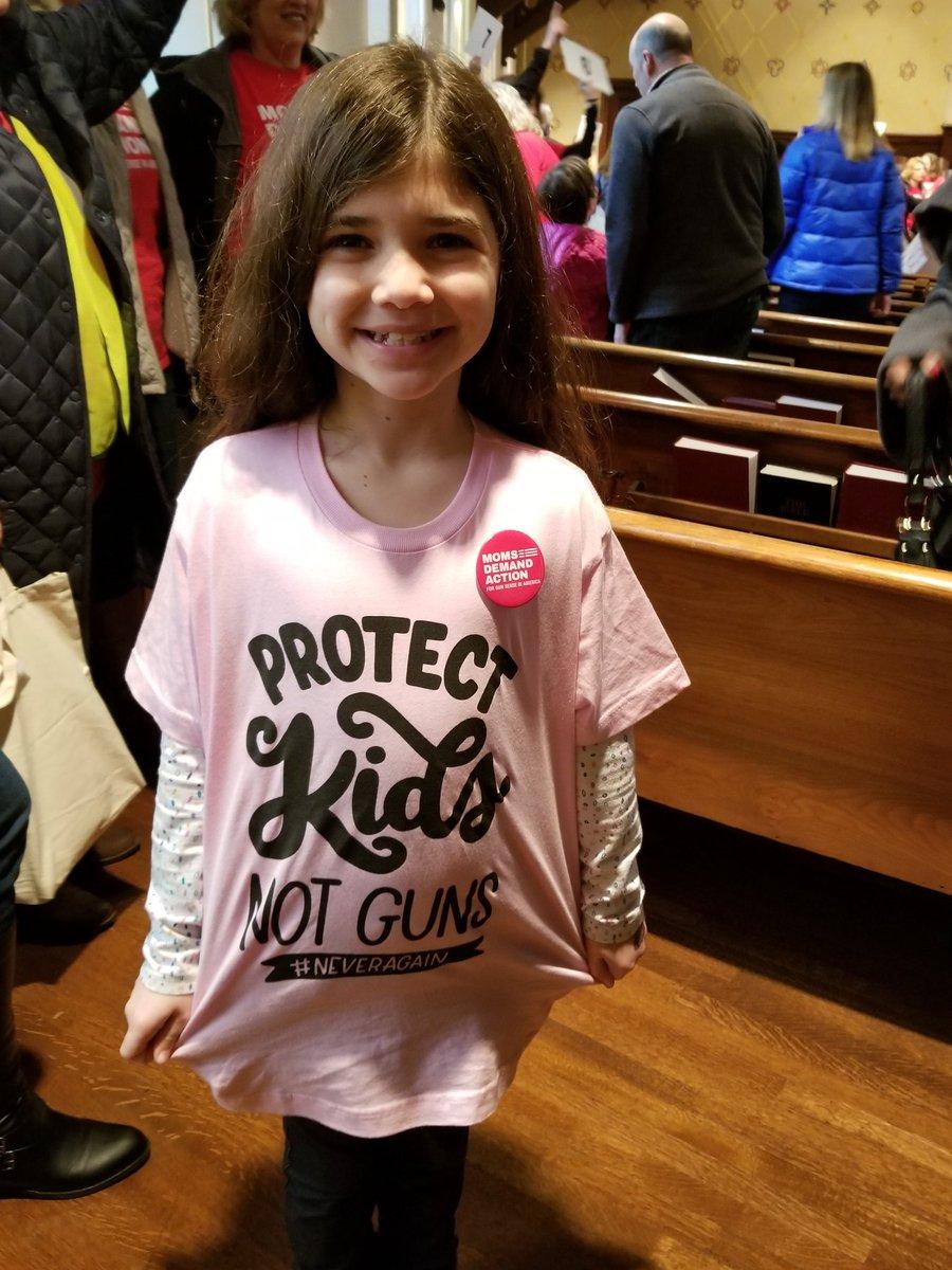 Protect kids not Guns #gapol @MomsDemand #ExpectUs