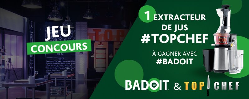 Badoit France's photo on #TopChef