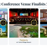 Image for the Tweet beginning: Best Conference Venue Finalists 2019