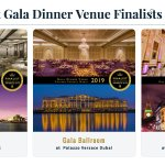 Image for the Tweet beginning: Best Gala Dinner Venue Finalists