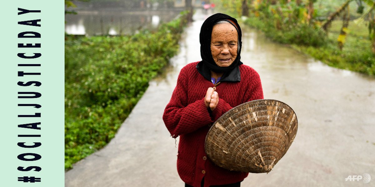 Globally, only 15% of all landholders are women. Gender inequality in access, use and control of land and other productive resources results in women's poverty and exclusion: http://ow.ly/NMID30nLC4h #SocialJusticeDay