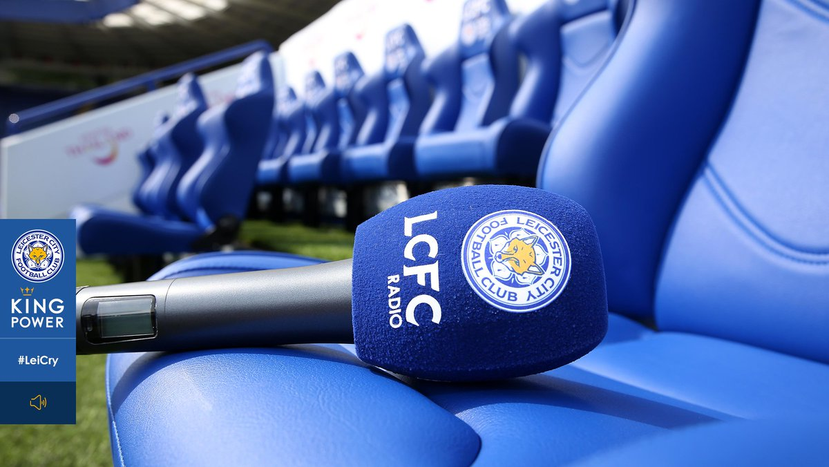 Listen to #LeiCry build-up, coverage and reaction live and free on Saturday!  📻➡️https://leic.it/2TZUE8L