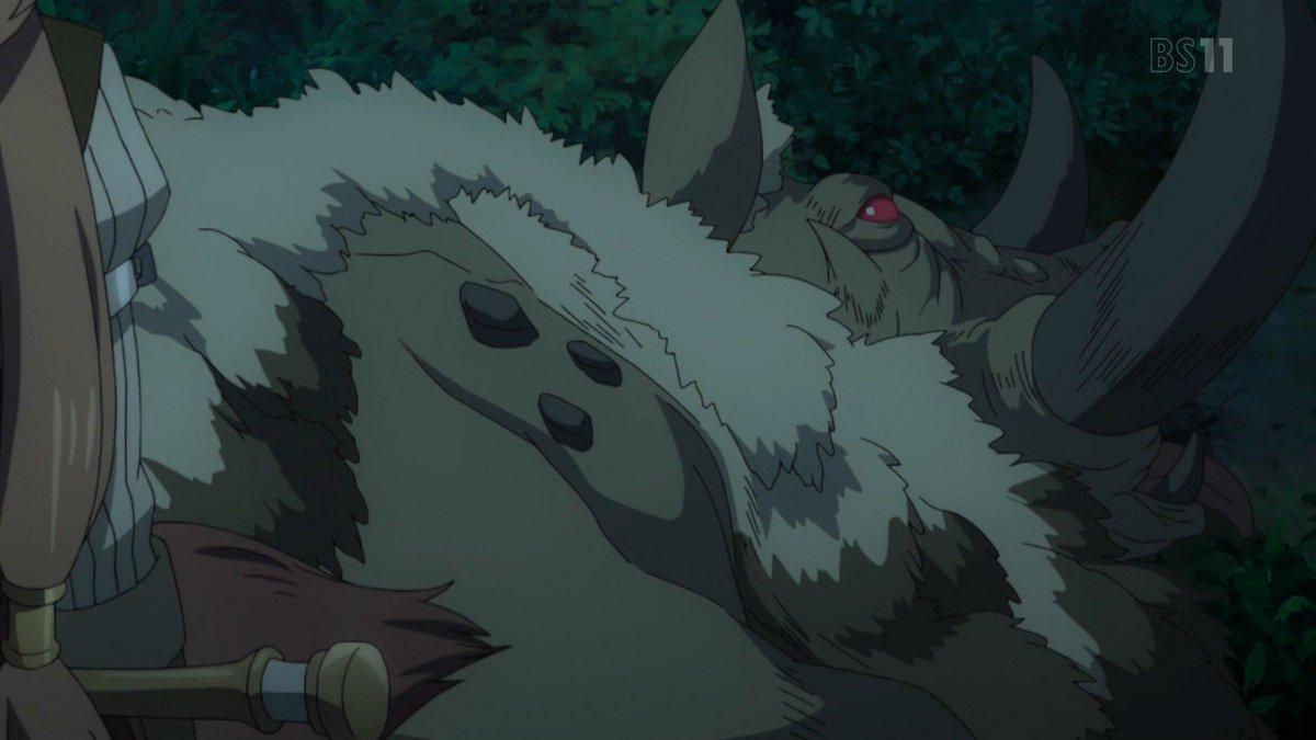 アニメ「盾の勇者の成り上がり」7話感想:フィーロに嫉妬するラフタリア、狼と香辛料の既視感半端ないwww