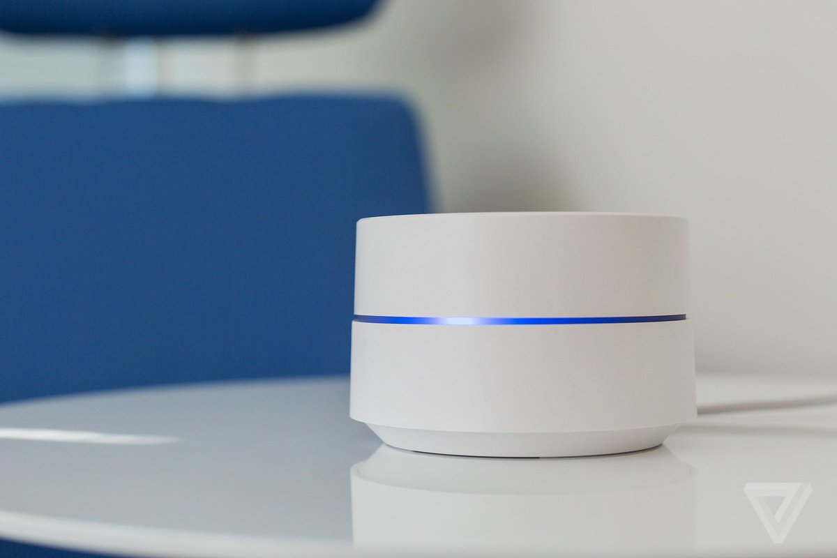 FCC filing hints at unreleased Google Wifi hardware
