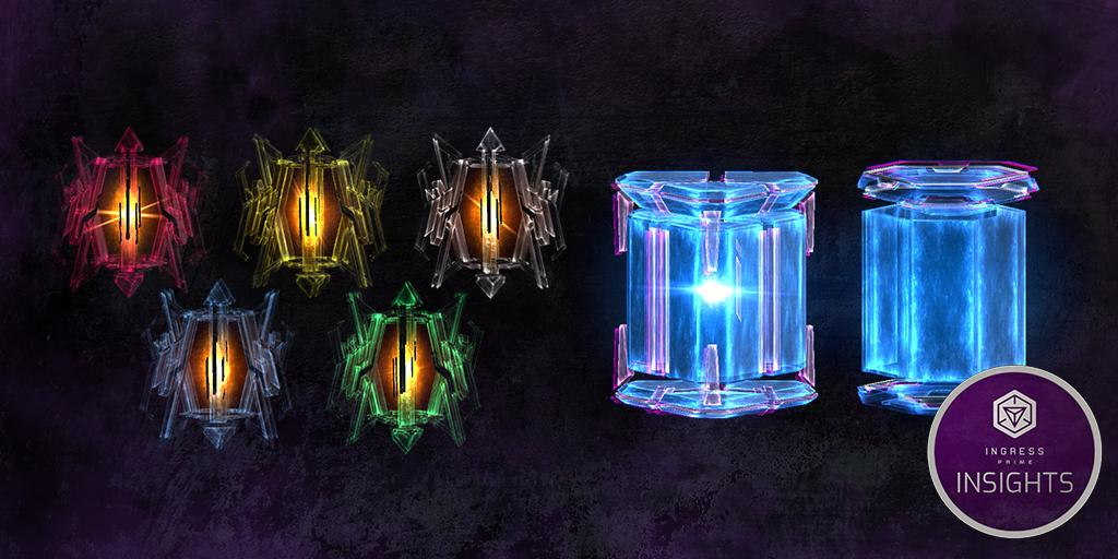 We're very excited to bring to you one of the top Agent requests: Capsule Renaming! Starting with Ingress Prime version 2.18 you can give a custom name to your Capsules, Quantum Capsules, and Key Lockers. http://bit.ly/CapsuleRenamingInsights …