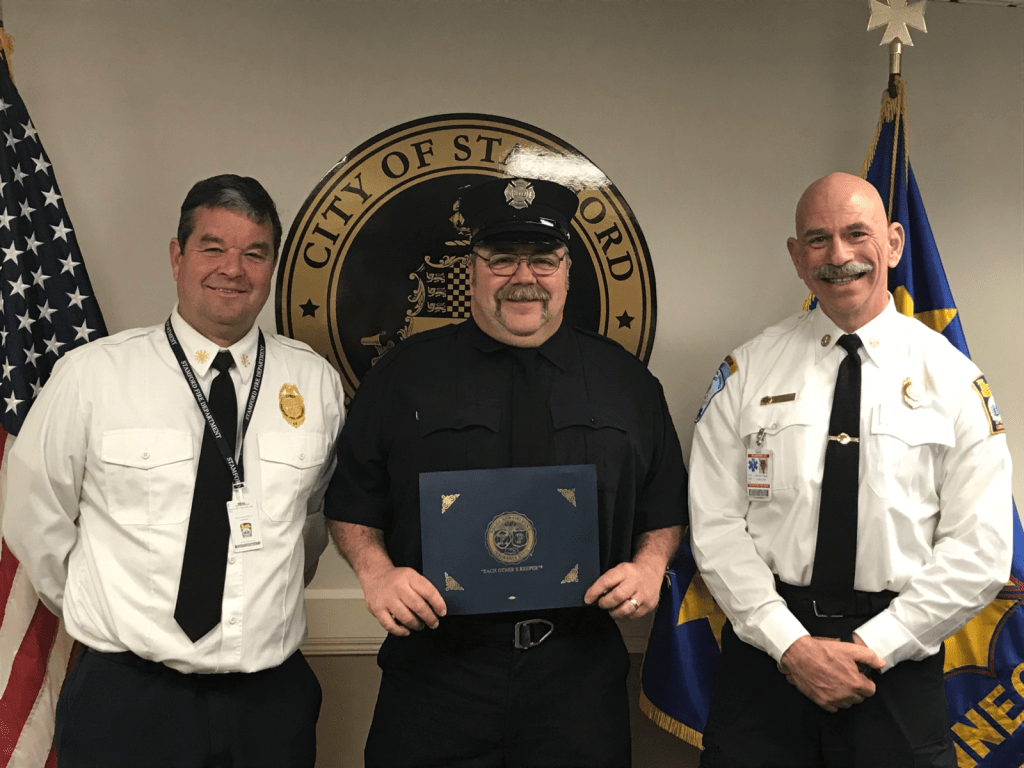 Stamford Firefighter Receives Meritorious ServiceAward https://www.stamfordfire.com/2019/02/20/stamford-firefighter-receives-meritorious-service-award/…