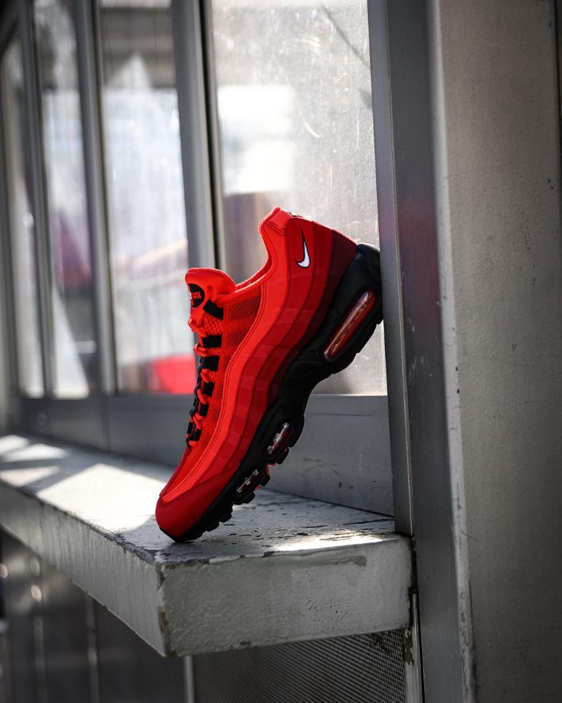 9-5 till Infinity. #Nike Air Max 95