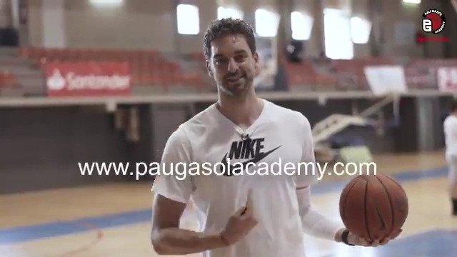 Pau Gasol @paugasol