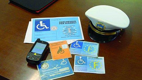 #Verona, 1.738 pass disabili sono intestati a pers...