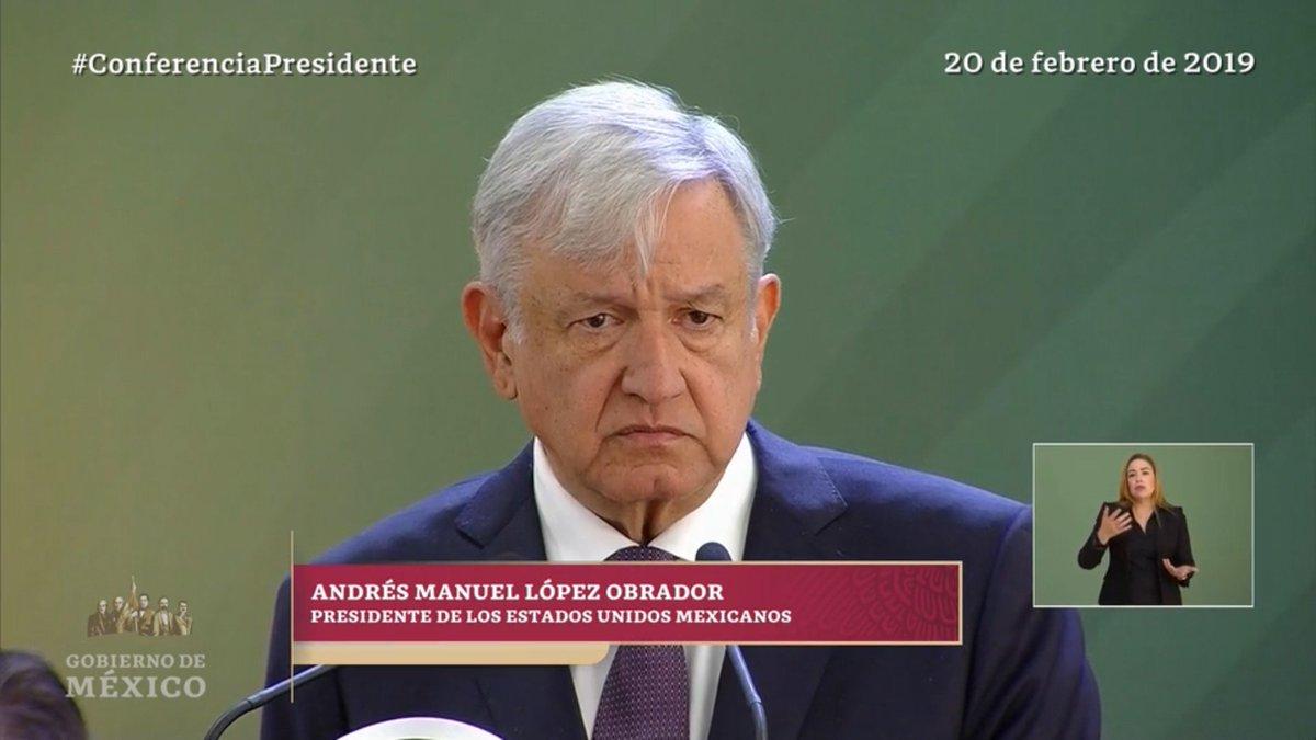 Gobierno de México's photo on Defensor