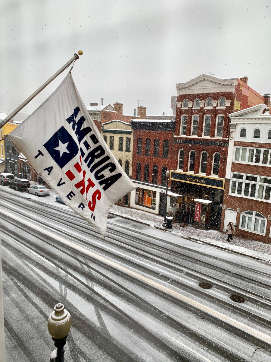 Don't let this #snowday ruin your #lunch or #dinner plans ❄️ All of @chefjoseandres' DC-area restaurants will be open today! @AmericaEatsTvrn @oyameldc @zaytinya @jaleo @chinachilcano @beefsteak @minibarbyjose @barminibyjose