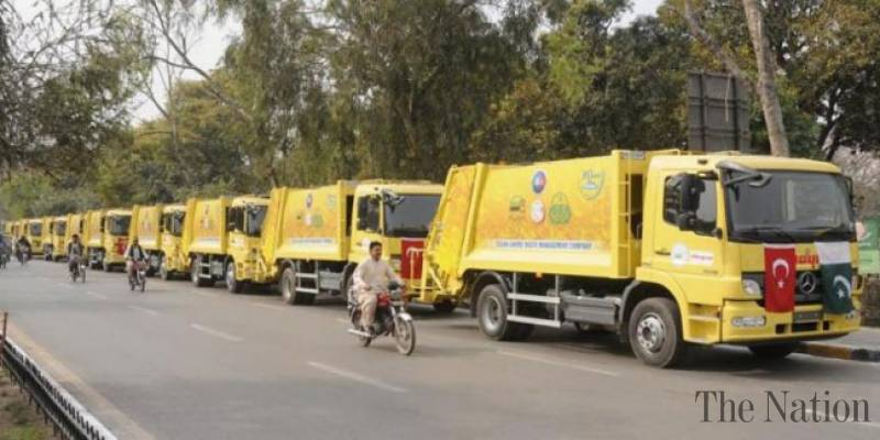 Sab Karengy Saaf #Lahore from next month  Lahore Waste Management Company #LWMC will launch a campaign titled 'Sab Karengy Saaf Lahore' in March, Managing Director Khalid Nazir said on Wednesday.