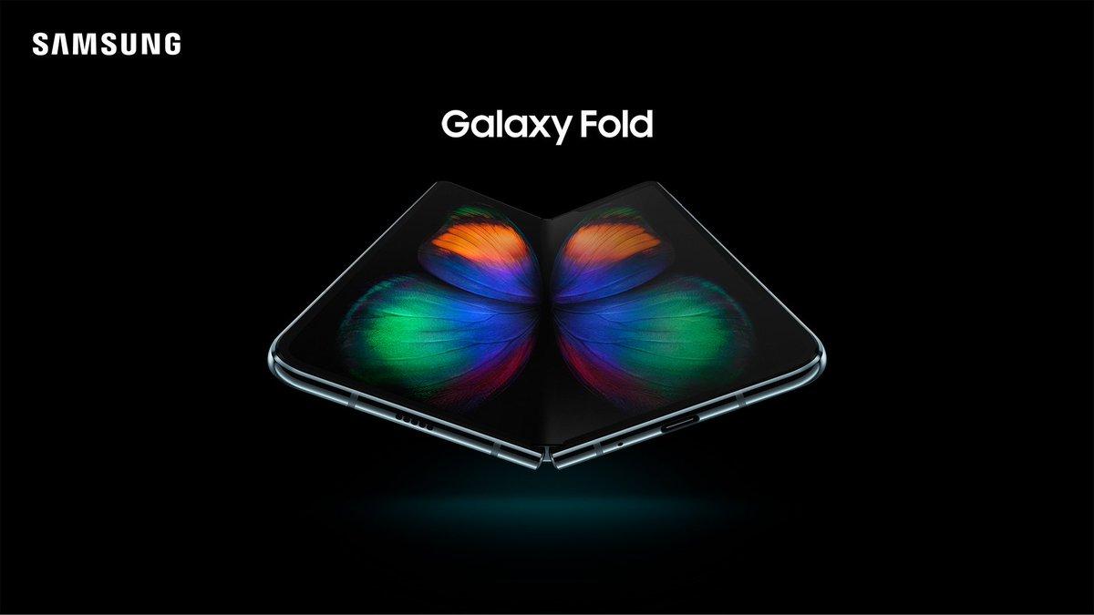 Samsung Mobile's photo on Galaxy Fold