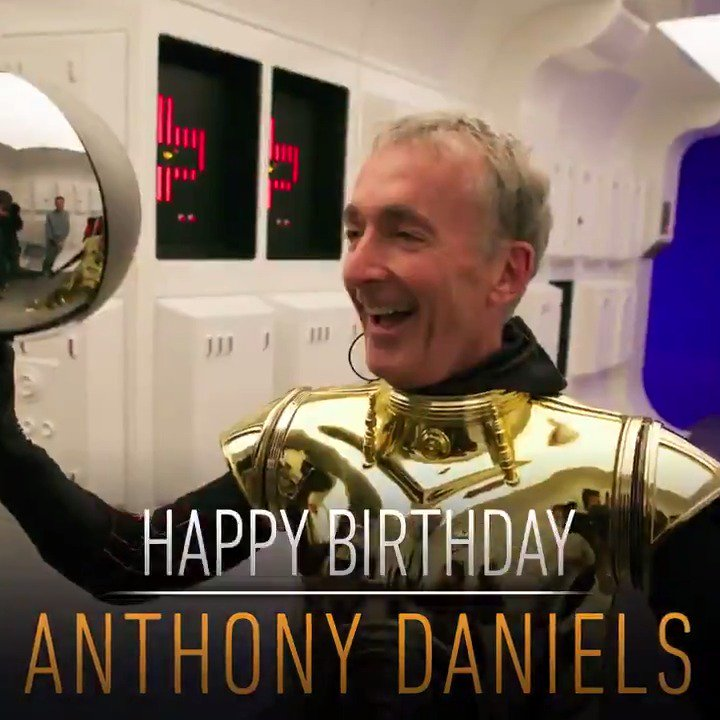 The probability of @ADaniels3PO having a happy birthday is… 3,720-to-1. Increase those odds and send Threepio greetings below!