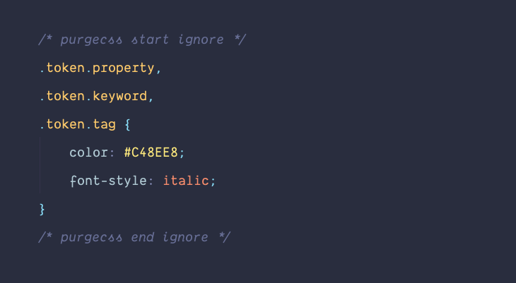 CSS snippets - Tweetsnippet