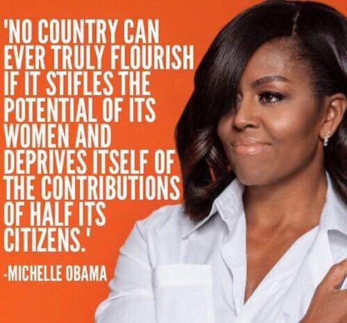 Today's crush is Michelle Obama!   #WCW #WeeklyThoughts #Feminist<br>http://pic.twitter.com/0XgxdUOYE4