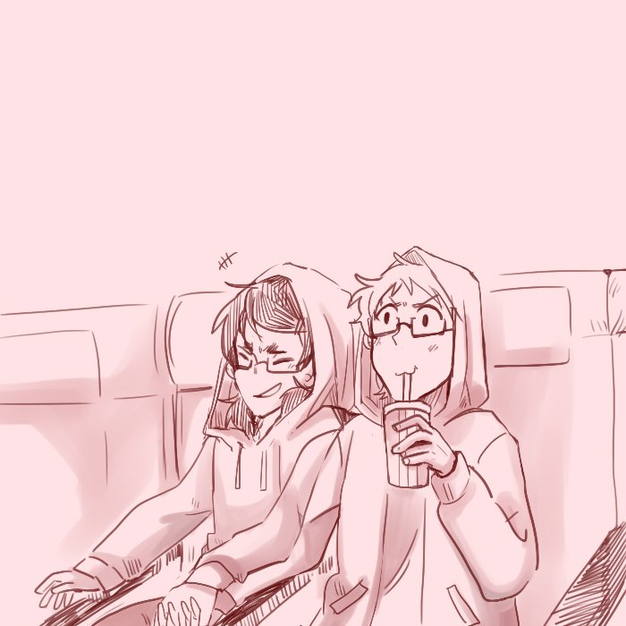 Day 17! Celebrity au!! In which they have to watch a movie secretly #Klanceaumonth #klance