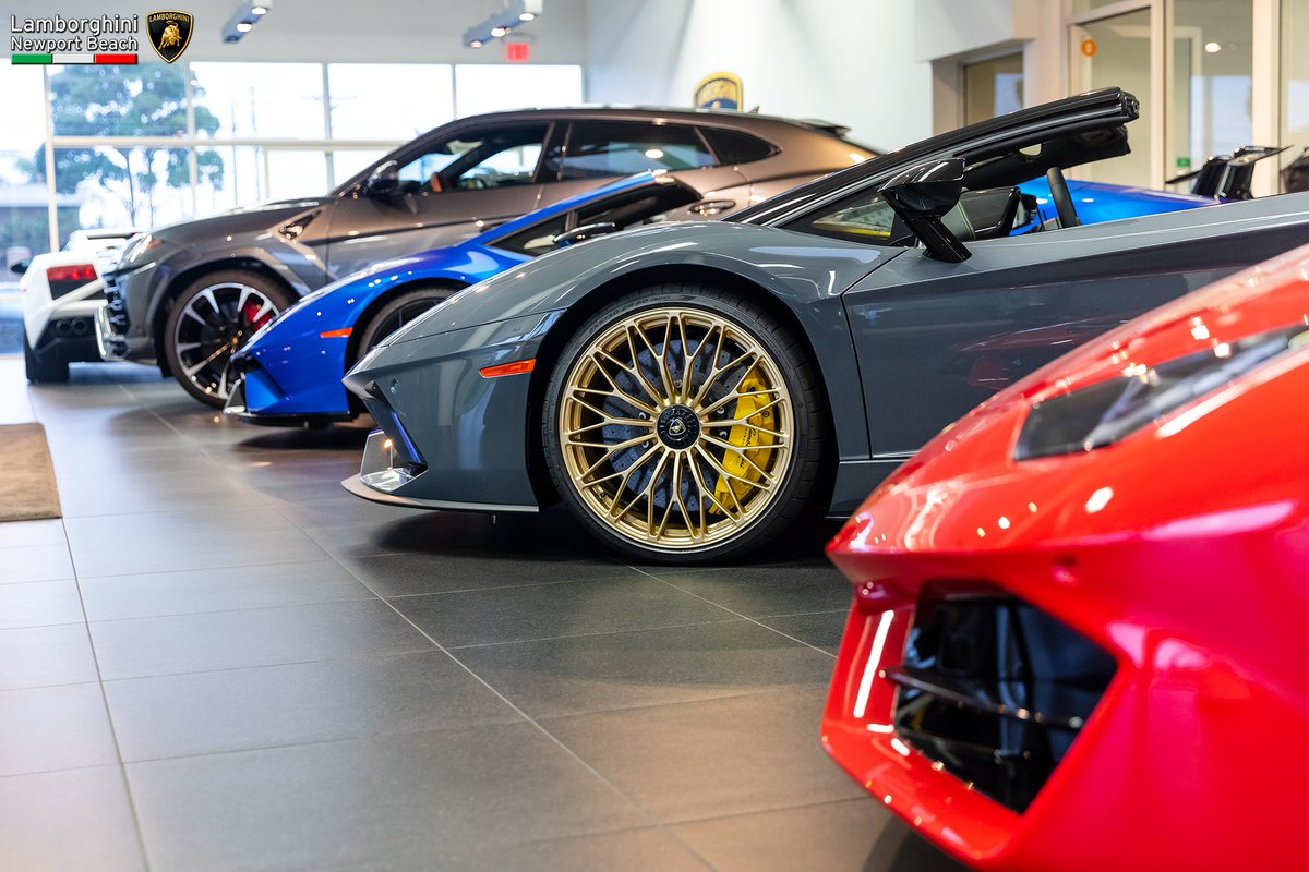 Lambo Newport Beach On Twitter Showroom Views Which Would You