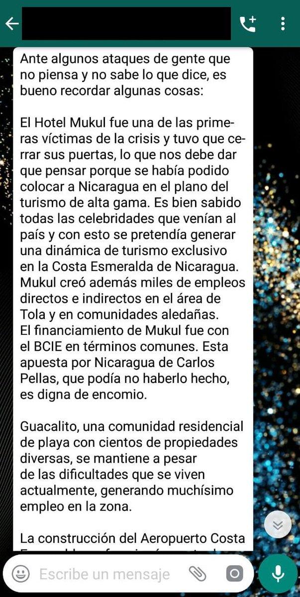 Y por si quieren más masita #SOSNicaragua https://t.co/sYd3Mo696X