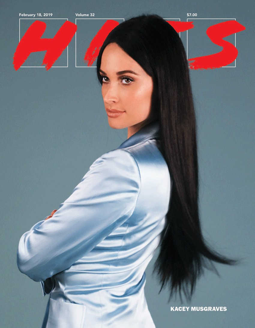 On the cover of our most recent print mag: the brilliant @KaceyMusgraves, fresh off her #Grammys2019 Album & Country wins & now with 5 @TheOfficialACM nods. @UMGNashville @sandboxent<br>http://pic.twitter.com/nGAY0G6GSO