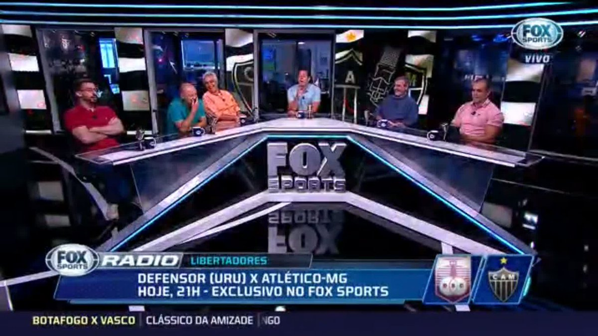 FOX Sports Rádio BR's photo on #fsradiobrasil