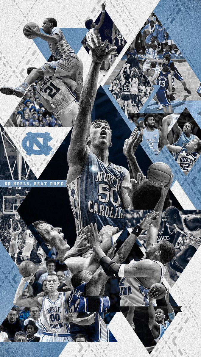 The Greatest Rivalry in Sports — A Wallpaper  #CarolinaSZN  #WallpaperWednesday <br>http://pic.twitter.com/KCTfBhhxaJ
